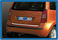 Кромка багажника Fiat Idea (2003 +)