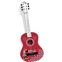 Деревьянная гитара Минни Маус REIG, 65 см
