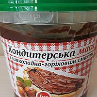 Кондитерська маса з шоколадно-горіховим смаком 1000 гр.