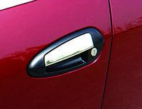 Накладки на дверные ручки Fiat Grande Punto (2006+)
