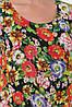 Платье летнее Катаисс цветы, фото 6