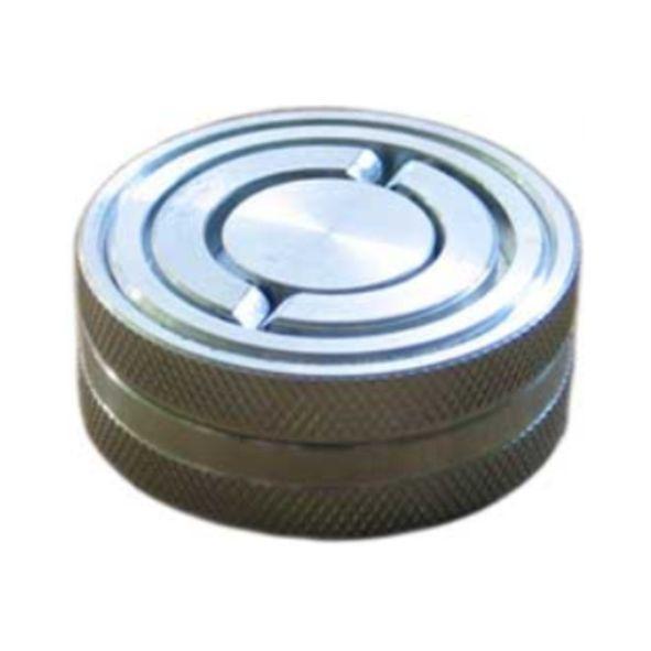Оснастка металева кишенькова для печатки 43 мм.