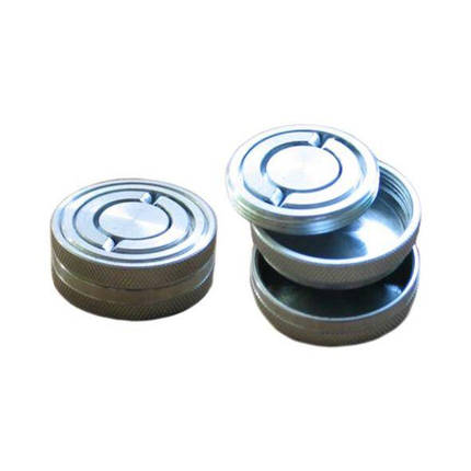 Оснастка металева кишенькова для печатки 43 мм., фото 2
