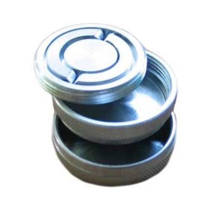 Оснастка металлическая карманная для печати 43 мм, фото 2
