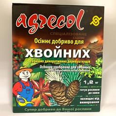 Agrecol/Агрекол удобрение осеннее для хвойных культур, 1,2 кг