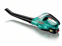 Аккумуляторная воздуходувка для уборки листвы Bosch ALB 18 LI