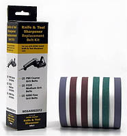 Запасные ленты WSKTS ASSORTED BELT KIT (6 лент) к точилке Darex Work Sharp (WSSA0002012)