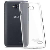 Чехол для IMAK Crystal Series for LG Optimus G2 mini D618 / D620 Transparent
