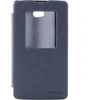 Чехол для NILLKIN LG L80 / D380 Dual - Spark series Black