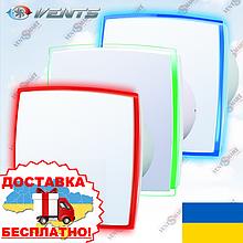 Декоративные вентиляторы с подсветкой ВЕНТС ЛД Лайт