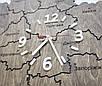 Карта Украины с  часами, фото 8