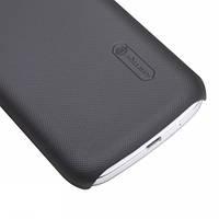 Чехол для NILLKIN Samsung G350 - Super Frosted Shield Black