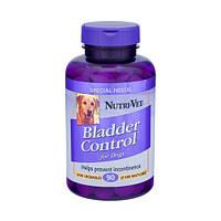 Таблетки Nutri-Vet Bladder Control, при недержании мочи собак, 90шт