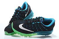 Кроссовки мужские Nike Air Max 2016 blue-green
