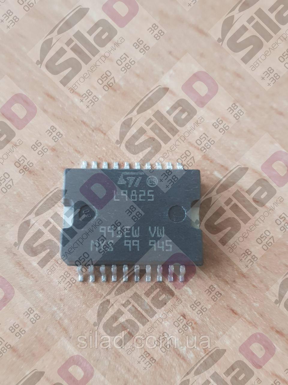 Микросхема L9825 STMicroelectronics корпус SO20