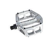 Платформенные педали с шипами DMR V8 (Silver)