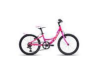 """Детский велосипед 20"""" CTM ELLIE (pink/violet)"""