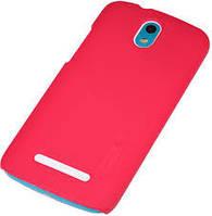 Чехол для телефона NILLKIN HTC Desire 500 - Super Frosted Shield Red