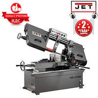 Ленточнопильный станок JET HBS-1018W по металлу (1.5 кВт, 3300 мм, 380 В)