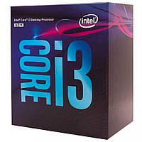 Процессор Intel Core i3-9100F (BX80684I39100F) Box оригинал Гарантия! (100% ПРЕДОПЛАТА!)