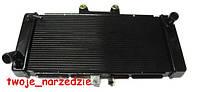 Радиатор охлаждения двигателя Suzuki GSF1250, 650 Bandit