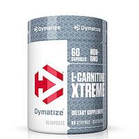 Dymatize Nutrition, Карнитин L-carnitine Xtreme, 60 капсул