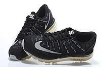 Кроссовки мужские Nike Air Max 2016 black-grey