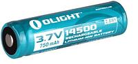 Аккумуляторная батарея Olight 14500 Li-Ion 3.7v 750mAh (14500)