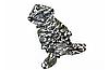 Дощовик, жилет для собаки, з світловідбивачами, фото 4