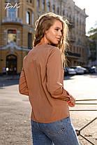 Красивая рубашка в стильном исполнении, фото 3
