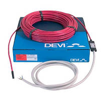 Нагревательный кабель DEVIflex 18T (DTIP-18), 7 м для теплого пола и обогрева труб