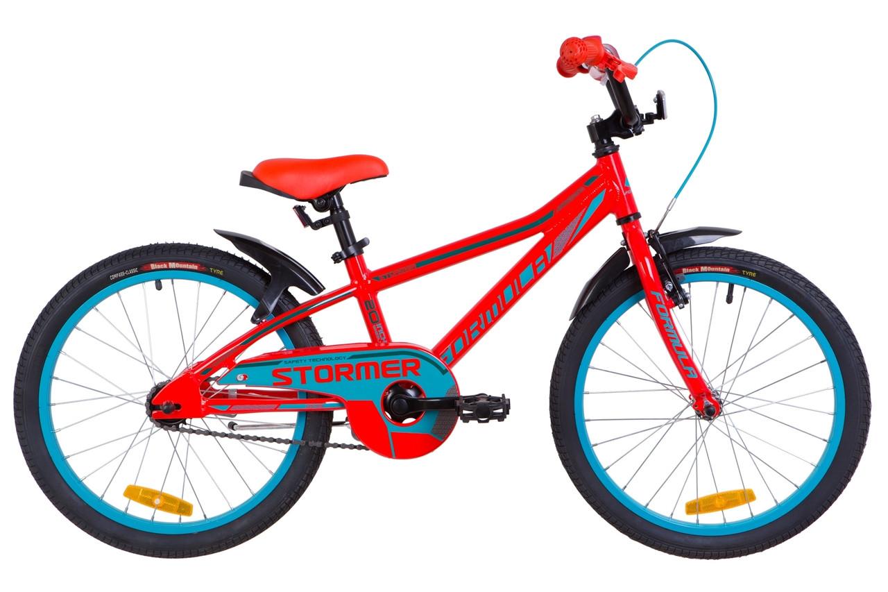 Велосипед 20'' Formula STORMER Premium (AL)