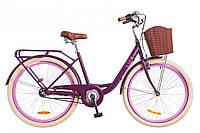 Велосипед 26'' Dorozhnik LUX (фіолетовий)