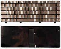 Клавиатура для ноутбука HP Pavilion (DV3-2000, DV3-2100) Brown, RU