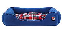 ЛежакIs Pet Polo blue, M, фото 1
