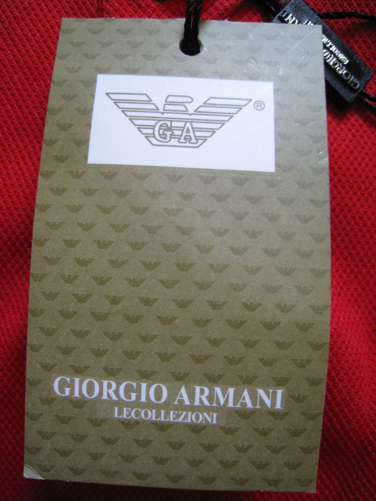 ARMANI мужская футболка поло армани купить в Украине, фото 1