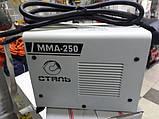Сварочный аппарат инверторный Сталь ММА-250 IGBT, фото 3