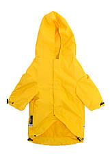 Куртка-дождевик для собак Noble Pet Moss L Желтый M4108 L, КОД: 1058540