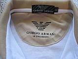 ARMANI чоловіча футболка поло армані купити в Україні, фото 4