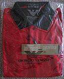 ARMANI чоловіча футболка поло армані купити в Україні, фото 6