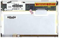 "Матрица для ноутбука 10,1"", Normal (стандарт), 30 pin широкий (сверху справа), 1280x768, Ламповая (1 CCFL), без креплений, глянцевая, Samsung,"