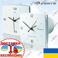 Вытяжной вентилятор с часами ВЕНТС ЛД Фреш тайм, фото 1