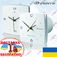 Вытяжной вентилятор с часами ВЕНТС ЛД Фреш тайм