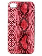 Чехол для телефона Continent iPhone 4 / 4S Red (IF-18RD)