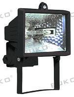 Прожектор галогенный WATC WT362, 150W чёрный