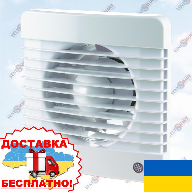 Вытяжной настенный вентилятор ВЕНТС 125 М (опции)
