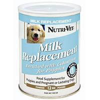 Заменитель молока Nutri-Vet Молоко для щенков, 340гр