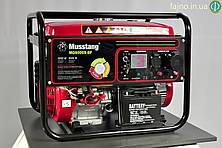 Комбинированый генератор Musstang MG6000S-BF (6,5 кВт, стартер)