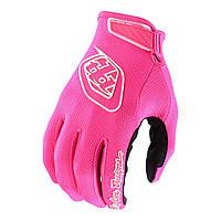 Подростковые вело перчатки TLD AIR glove  размер Y-XL [FLO Pink]