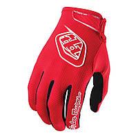 Подростковые вело перчатки TLD AIR glove  размер Y-LG [RED]